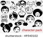 vector character pack