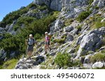berchtesgaden  germany   august ... | Shutterstock . vector #495406072