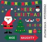 Merry Christmas Vector Design...