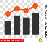 vector analytics eps vector... | Shutterstock .eps vector #495549706