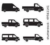 car | Shutterstock .eps vector #49561141