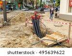 odessa  ukraine   9 october... | Shutterstock . vector #495639622
