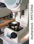 Small photo of Metrology laboratory in a large Italian industry