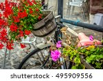 Colorful Decorative Bike With...