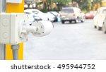 security equipment concept  ... | Shutterstock . vector #495944752