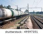rail transport of oil products