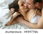 loving couple  series | Shutterstock . vector #49597786