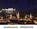 City And Castle Hohensalzburg...