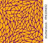 vector seamless pattern for... | Shutterstock .eps vector #496104652