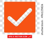 vector check eps vector icon....