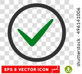 vector ok eps vector icon....