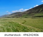 Countryside Moorland In...