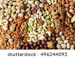 natural background made from... | Shutterstock . vector #496244092