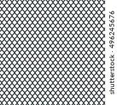 metal grid. metallic mesh... | Shutterstock .eps vector #496245676