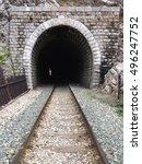 A Train Tunnel
