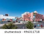 las vegas   september 27  2016  ... | Shutterstock . vector #496311718
