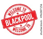 Blackpool. Welcome To Stamp...