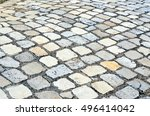 blocks of porphyry | Shutterstock . vector #496414042