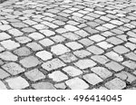 blocks of porphyry | Shutterstock . vector #496414045