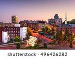 worcester  massachusetts  usa... | Shutterstock . vector #496426282