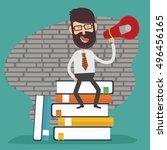 Businessman Employee Concept...