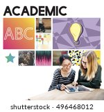 Small photo of Academic Casual Academic Concept