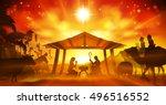 Christmas Christian Nativity...