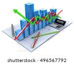 new business plan  tax ... | Shutterstock . vector #496567792