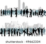 citizens.   raster version of... | Shutterstock . vector #49662334