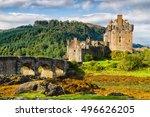 Eilean Donan Castle  Loch Duid...