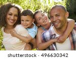 outdoor head and shoulders... | Shutterstock . vector #496630342