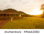 tower hill wildlife reserve... | Shutterstock . vector #496662082