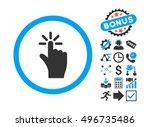 click pictograph with bonus...