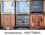 Abandoned Rusty Truck...