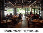 hong kong   october 25  2015 ... | Shutterstock . vector #496906336