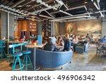 hong kong   october 25  2015 ... | Shutterstock . vector #496906342
