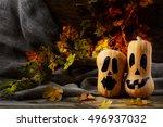 Halloween Smiling Butternut...