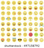 emoticon emoji set icon design...
