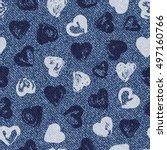 vector valentine background....   Shutterstock .eps vector #497160766