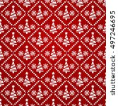 vector seamless pattern of...   Shutterstock .eps vector #497246695