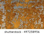 metal background | Shutterstock . vector #497258956