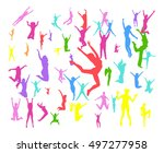 jumpers | Shutterstock .eps vector #497277958