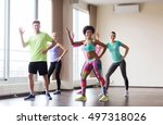 fitness  sport  dance and