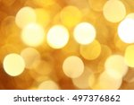 Small photo of blurred background. blurred Golden light.