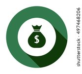 money    icon   isolated. flat  ...
