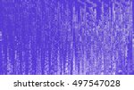 abstract blue background | Shutterstock . vector #497547028