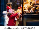 Children Window Shopping On...