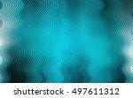 a beautiful wavy textured... | Shutterstock . vector #497611312
