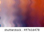 a beautiful wavy textured... | Shutterstock . vector #497616478