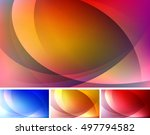 abstract background. raster... | Shutterstock . vector #497794582